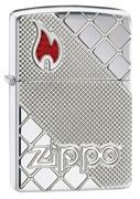 Широкая зажигалка Zippo Armor 29098
