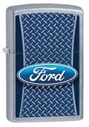 Широкая зажигалка Zippo Ford 29065
