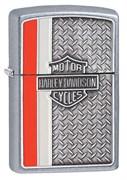 Широкая зажигалка Zippo Harley-Davidson 28732