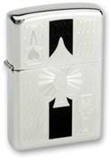 Широкая зажигалка Zippo Zippo Ace 24196