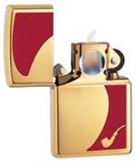 Широкая зажигалка Zippo Pipe 28322
