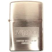 Широкая зажигалка Zippo Zippo USA 200