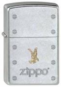 Зажигалка Zippo Rivets&Eagle 207