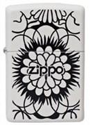 Зажигалка Zippo Flower 214