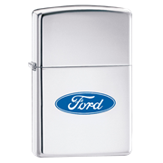 Зажигалка широкая Zippo 957 Ford 250F