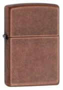 Зажигалка широкая Zippo Classic Antique Copper™ 301FB