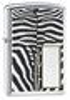 Широкая зажигалка Zippo Classic 28046 - фото 6062