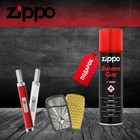 """""""Газ в подарок"""" к газовой зажигалке Zippo"""