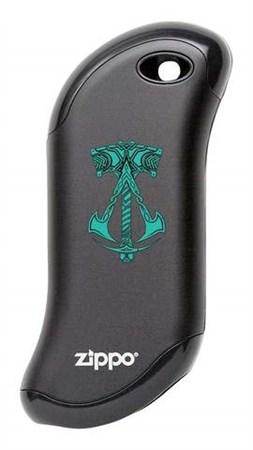 Аккумуляторная грелка USB Zippo Assassin's Creed Valhalla Logo with Hammer: HeatBank 9s - фото 13130