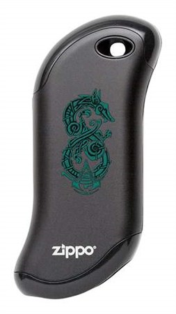 Аккумуляторная грелка USB Zippo Assassin's Creed Valhalla Kingdom's Symbol: HeatBank 9s - фото 13134