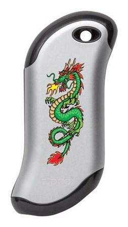 Аккумуляторная грелка USB Zippo Chinese Dragon: HeatBank 9s - фото 13138