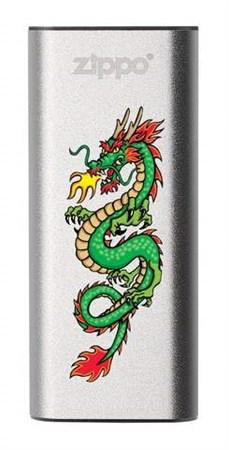 Аккумуляторная грелка USB Zippo Chinese Dragon: HeatBank 3 - фото 13208
