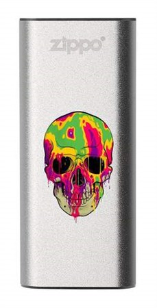 Аккумуляторная грелка USB Zippo Colorful Skull: HeatBank 3 - фото 13226