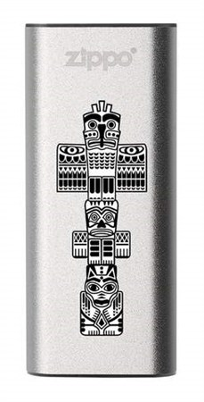 Аккумуляторная грелка USB Zippo Totem Pole: HeatBank 3 - фото 13262