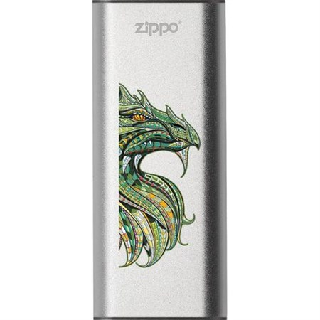 Аккумуляторная грелка USB Zippo Green Dragon: HeatBank 3 - фото 13479