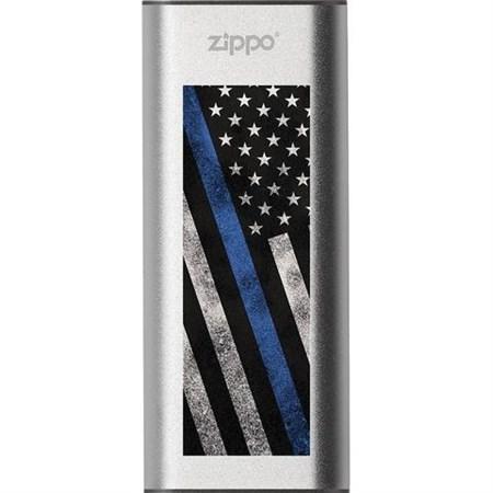 Аккумуляторная грелка USB Zippo Blue Line: HeatBank 3 - фото 13482