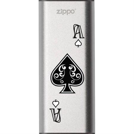 Аккумуляторная грелка USB Zippo Ace of Spades: HeatBank 3 - фото 13490