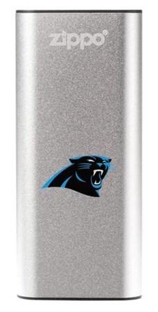 Аккумуляторная грелка USB Zippo NFL Carolina Panthers: HeatBank 3 - фото 13510