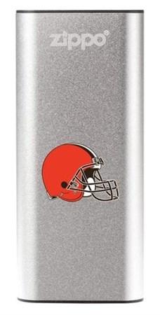 Аккумуляторная грелка USB Zippo NFL Cleveland Browns: HeatBank 3 - фото 13519