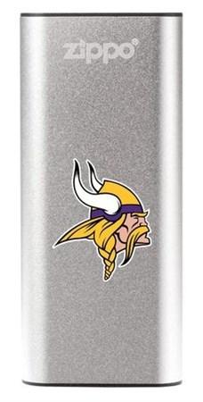 Аккумуляторная грелка USB Zippo NFL Minnesota Vikings: HeatBank 3 - фото 13558