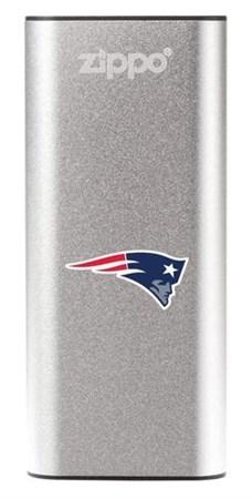 Аккумуляторная грелка USB Zippo NFL New England Patriots: HeatBank 3 - фото 13561