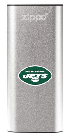 Аккумуляторная грелка USB Zippo NFL New York Jets: HeatBank 3 - фото 13570