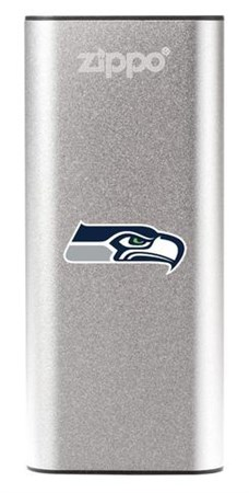 Аккумуляторная грелка USB Zippo NFL Seattle Seahawks: HeatBank 3 - фото 13582