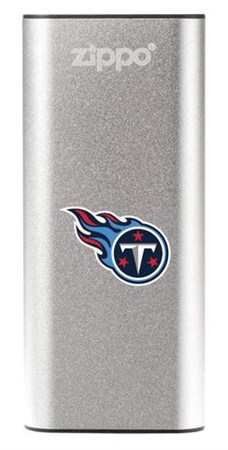 Аккумуляторная грелка USB Zippo NFL Tennessee Titans: HeatBank 3 - фото 13588