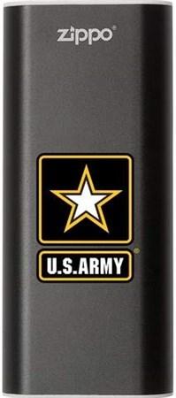 Аккумуляторная грелка USB Zippo U.S. Army: HeatBank 3 - фото 13594