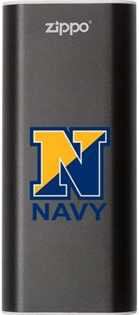 Аккумуляторная грелка USB Zippo U.S. Navy: HeatBank 3 - фото 13595