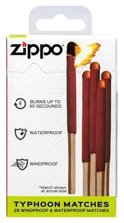 Спички Zippo Typhoon Matches - фото 13623