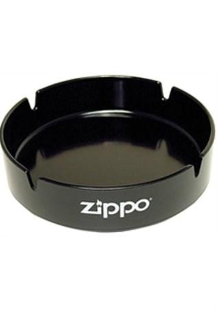 Пепельница Zippo ZAT черная - фото 4483