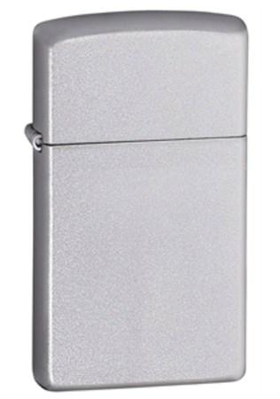 Узкая зажигалка Zippo Classic 1605 - фото 4493