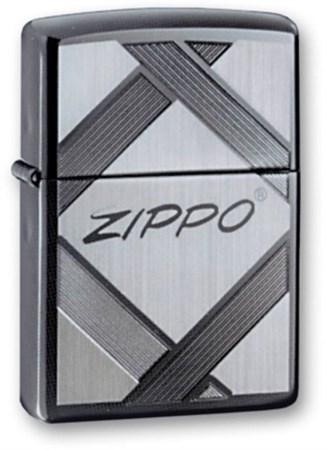 Широкая зажигалка Zippo Unparalelled Tradition 20969 - фото 4547