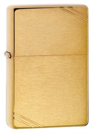 Широкая зажигалка Zippo Classic 240 - фото 4570