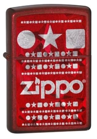 Широкая зажигалка Zippo Classic 28342 - фото 4685