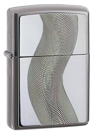 Широкая зажигалка Zippo Texas Twister 667 - фото 4779