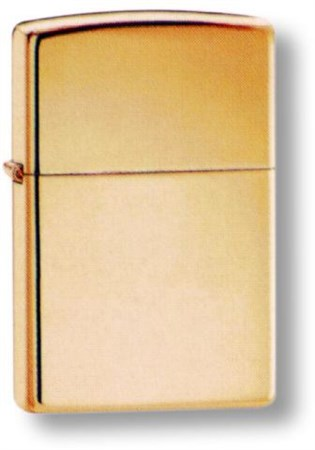 Широкая зажигалка Zippo Classic 254B - фото 4852