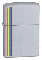 Широкая зажигалка Zippo Colors 24340 - фото 4861