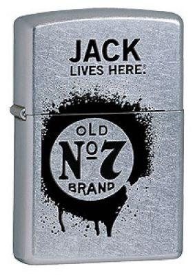 Зажигалка Zippo Jack Daniel's 24536 - фото 4904
