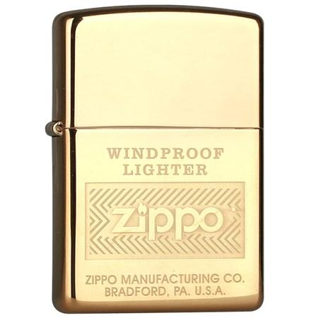 Широкая зажигалка Zippo Windproof 28145 - фото 4978