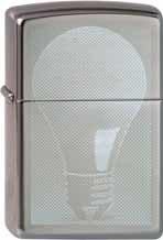 Широкая зажигалка Zippo Bulb-Gradiant 150 - фото 5005