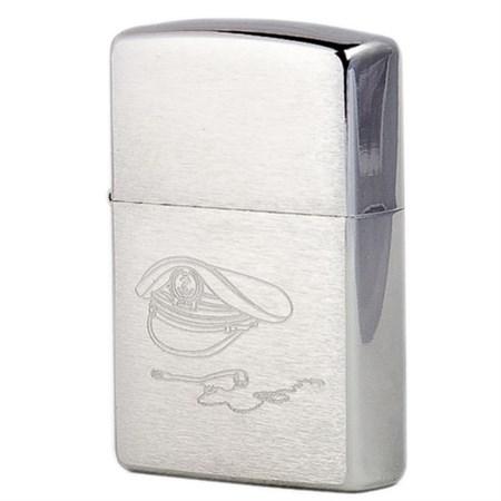 Широкая зажигалка Zippo Cap&Whistle 200 - фото 5097