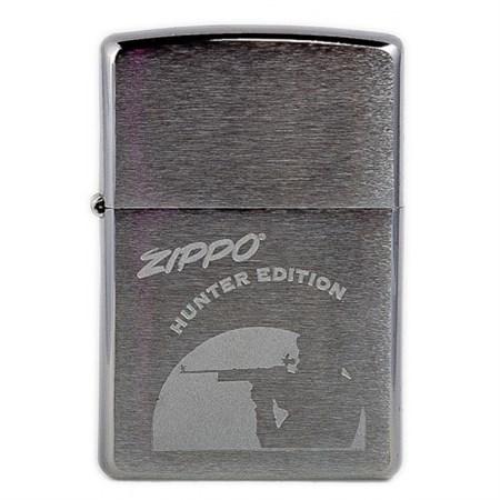 Широкая зажигалка Zippo Hunter Edition 200 - фото 5117