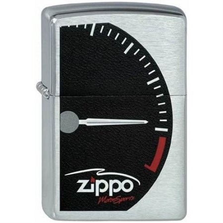 Широкая зажигалка Zippo Racing Concepts 200 - фото 5137