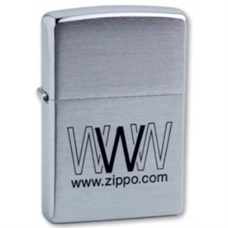 Зажигалка Zippo WWW Zippo 200 - фото 5159