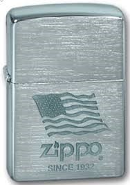 Зажигалка Zippo Zippo Flag 200 - фото 5169
