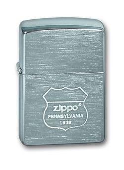 Широкая зажигалка Zippo Zippo-PA 200 - фото 5187