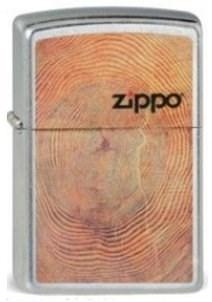 Широкая зажигалка Zippo Tree ring 235 - фото 5378