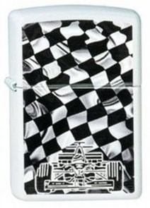 Зажигалка Zippo Race Car 214 - фото 5444